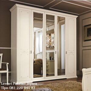 Lemari-Pakaian-5-Pintu-Cermin