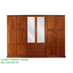 Lemari-Pakaian-6-Pintu-Jepara