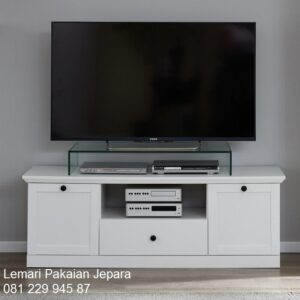 Buffet-Tv-Minimalis-Putih
